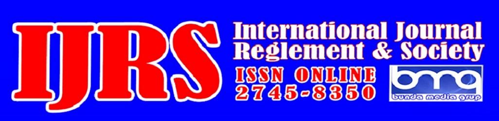 International Journal Reglement & Society (IJRS)