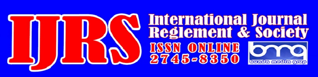 International Journal Reglement & Society (IJRS)